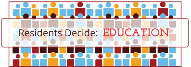 Residents Decide Education